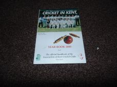 Cricket In Kent Year Book 2000